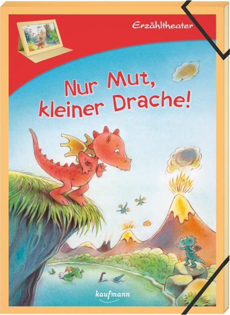 Cover-Bild Erzähltheater: Nur Mut, kleiner Drache