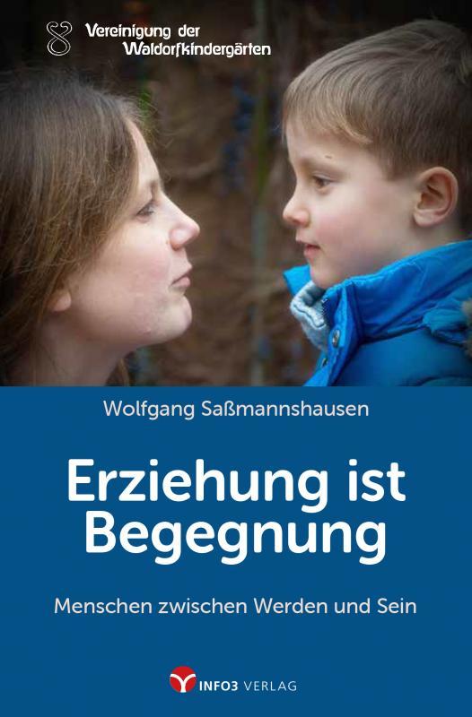 Cover-Bild Erziehung ist Begegnung