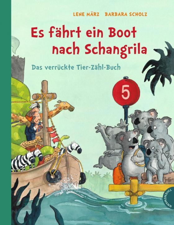Cover-Bild Es fährt ein Boot nach Schangrila