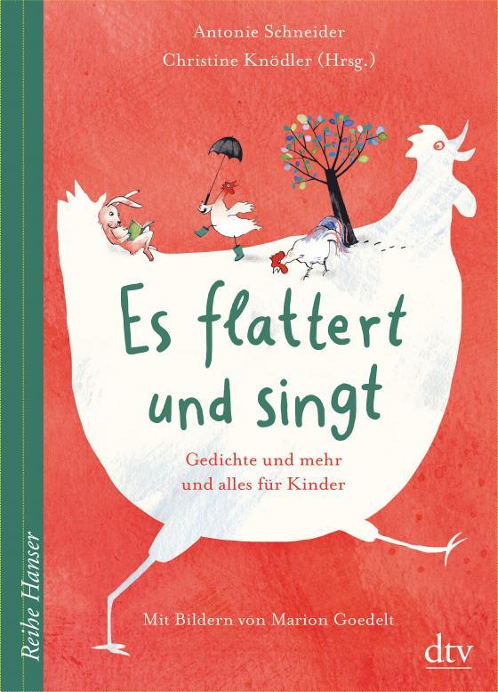 Cover-Bild Es flattert und singt, Gedichte und mehr und alles für Kinder