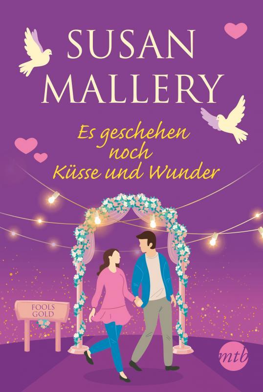 Cover-Bild Es geschehen noch Küsse und Wunder