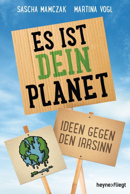 Cover-Bild Es ist dein Planet