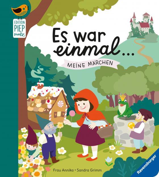 Cover-Bild Es war einmal: Meine Märchen