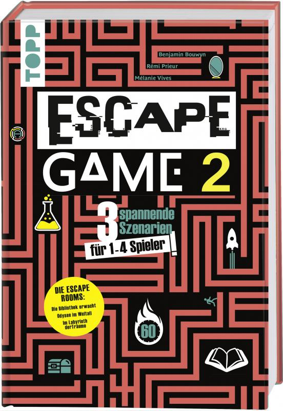 Cover-Bild Escape Game 2