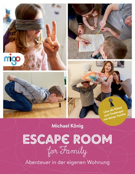 Cover-Bild Escape Room for Family