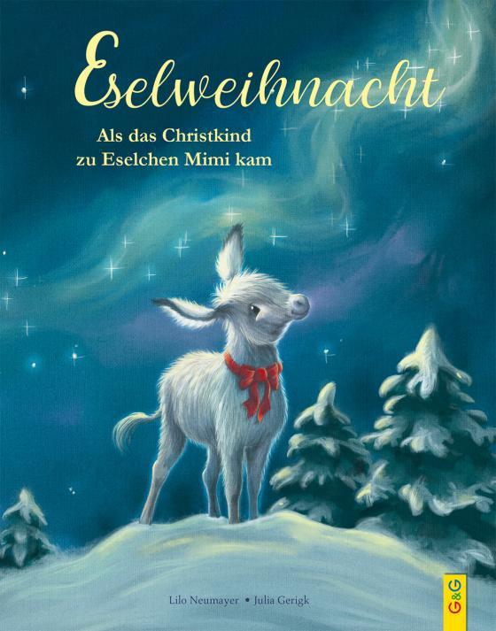 Cover-Bild Eselweihnacht