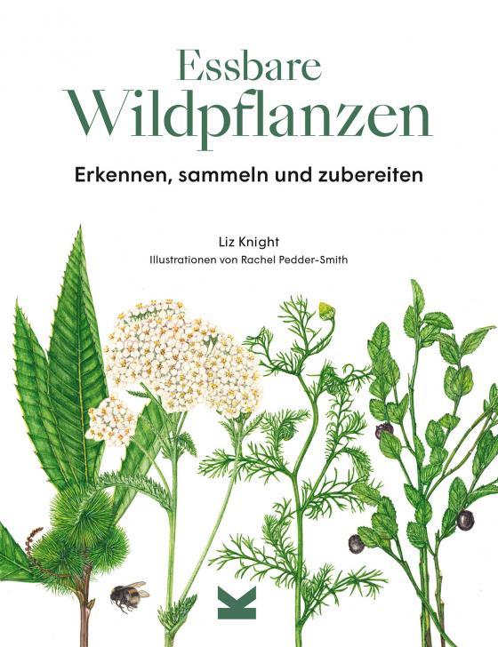 Cover-Bild Essbare Wildpflanzen