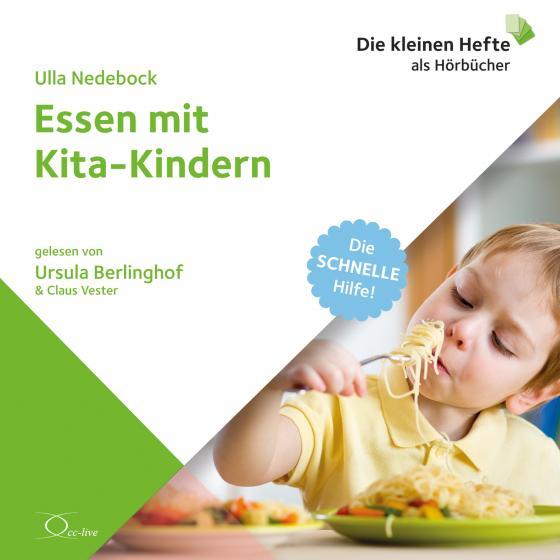 Cover-Bild Essen mit Kita-Kindern