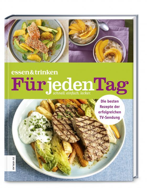 Cover-Bild essen & trinken — Für jeden Tag
