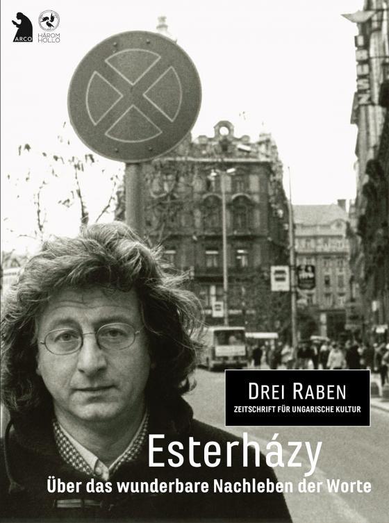 Cover-Bild Esterházy – Über das wunderbare Nachleben der Worte