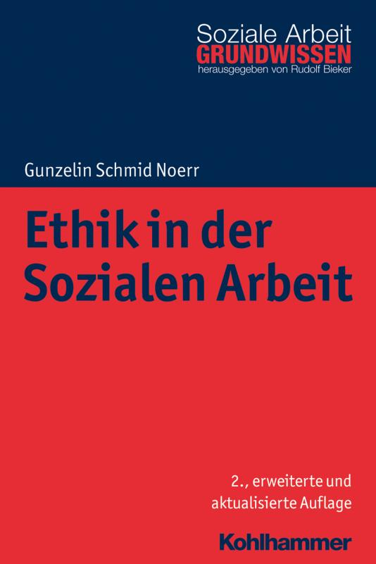 Cover-Bild Ethik in der Sozialen Arbeit