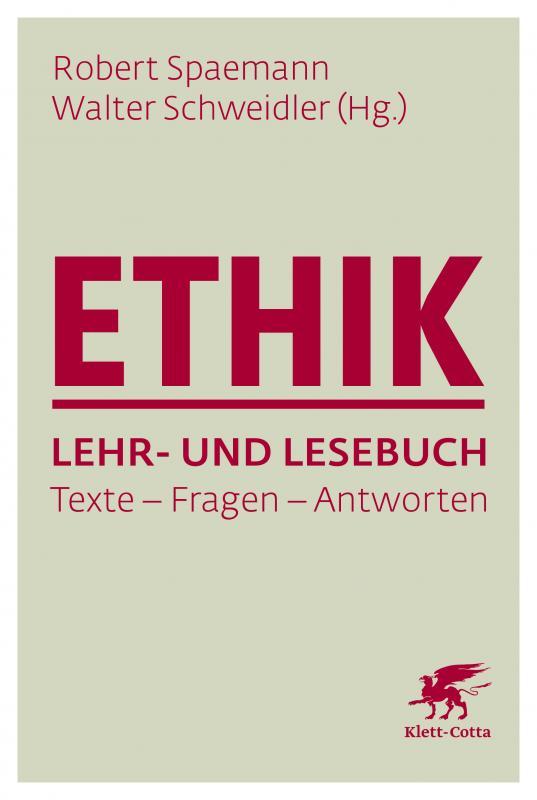 Cover-Bild Ethik Lehr- und Lesebuch