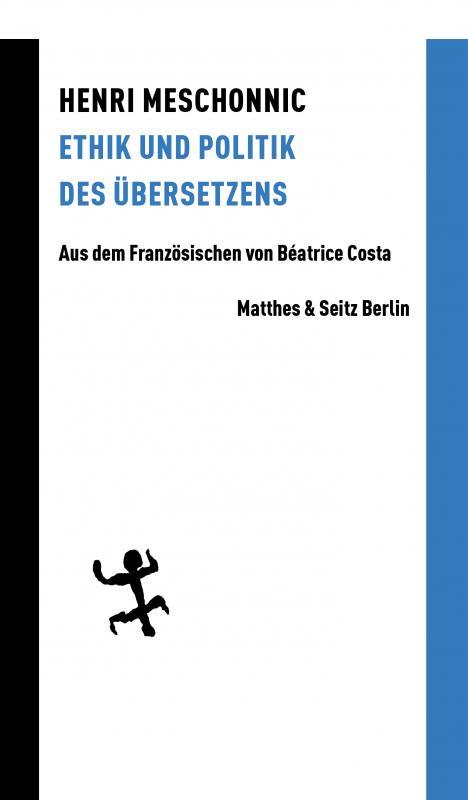 Cover-Bild Ethik und Politik des Übersetzens