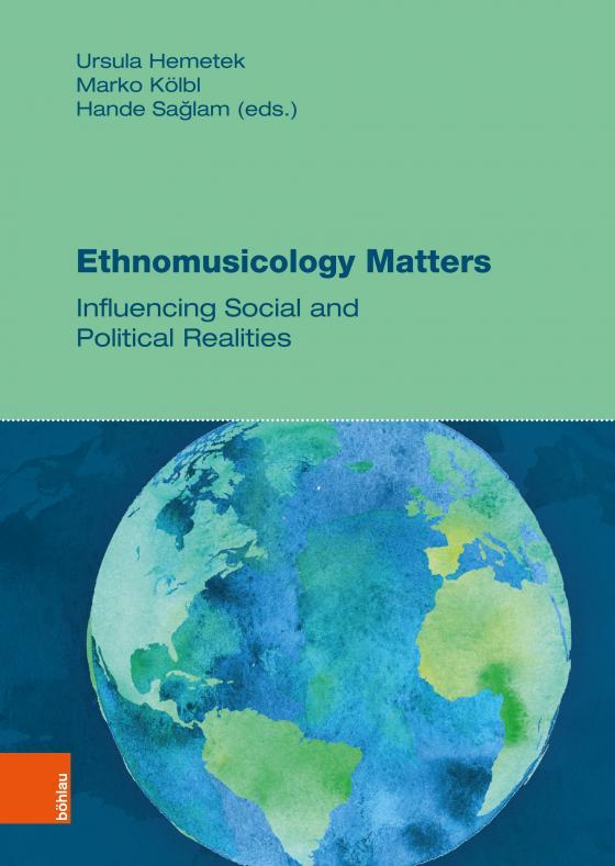 Cover-Bild Ethnomusicology Matters
