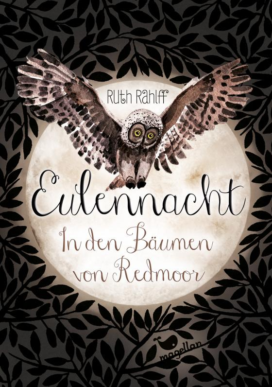 Cover-Bild Eulennacht - In den Bäumen von Redmoor