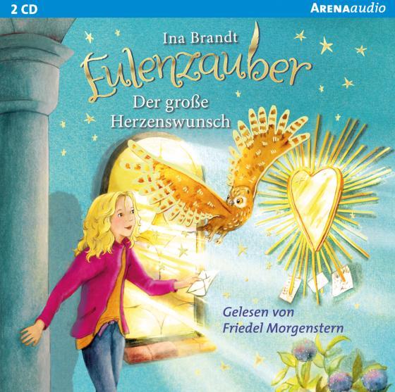 Cover-Bild Eulenzauber (9). Der große Herzenswunsch