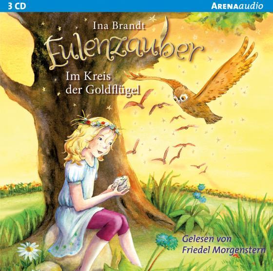 Cover-Bild Eulenzauber / Eulenzauber (10). Im Kreis der Goldflügel