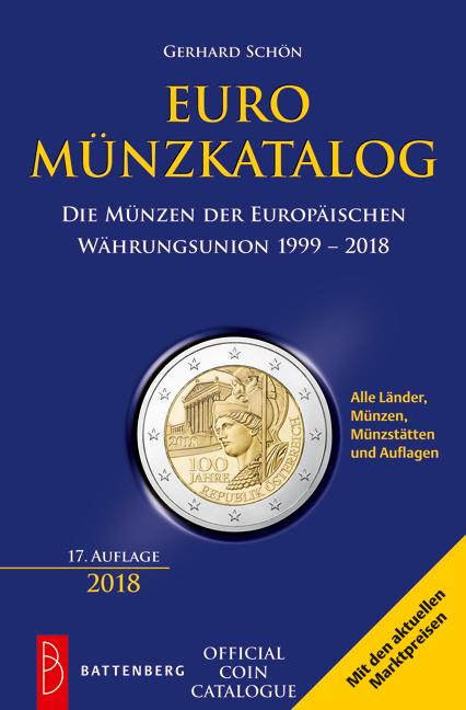 Cover-Bild Euro Münzkatalog