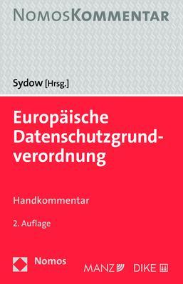 Cover-Bild Europäische Datenschutzgrundverordnung