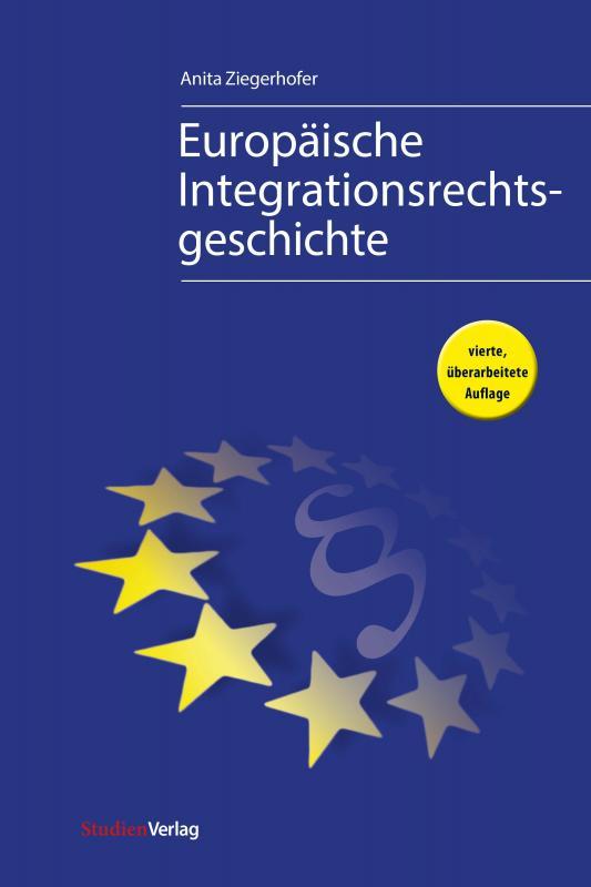 Cover-Bild Europäische Integrationsrechtsgeschichte