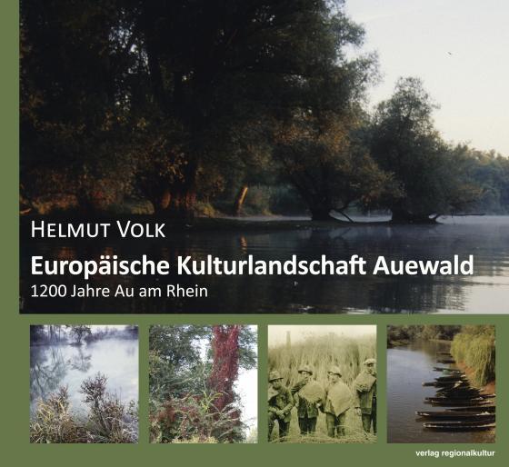 Cover-Bild Europäische Kulturlandschaft Auewald