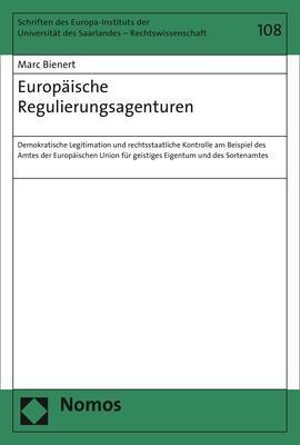 Cover-Bild Europäische Regulierungsagenturen