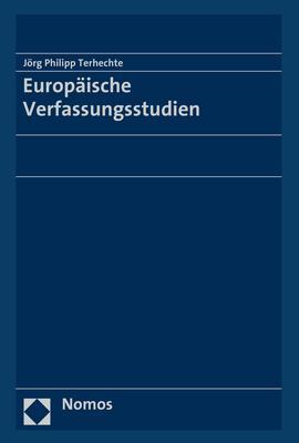 Cover-Bild Europäische Verfassungsstudien