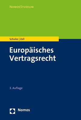 Cover-Bild Europäisches Vertragsrecht