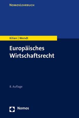 Cover-Bild Europäisches Wirtschaftsrecht