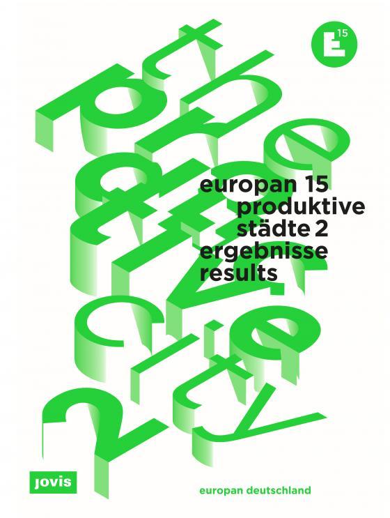 Cover-Bild Europan 15: Produktive Städte 2