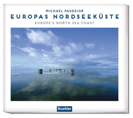 Cover-Bild Europas Nordseeküste
