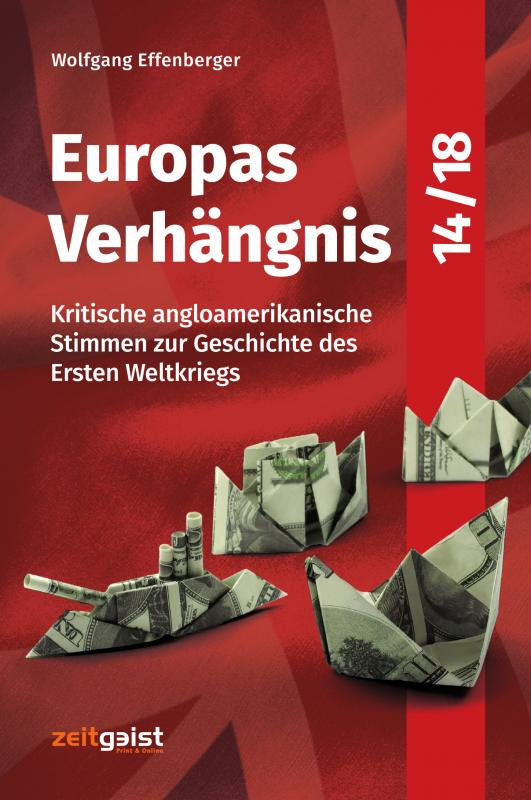 Cover-Bild Europas Verhängnis 14/18