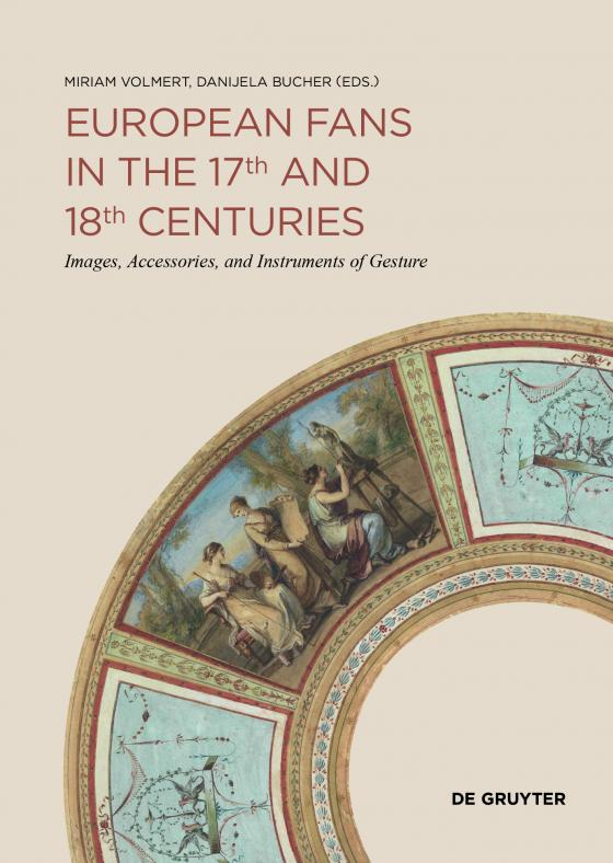 Cover-Bild European Fans in the 17th and 18th Centuries