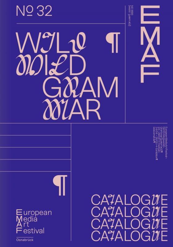 Cover-Bild European Media Art Festival / Wild Grammar