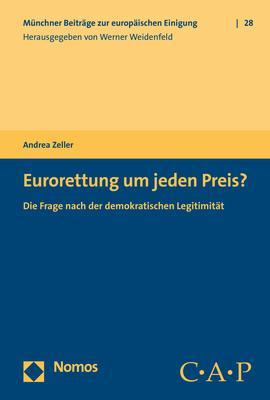 Cover-Bild Eurorettung um jeden Preis?