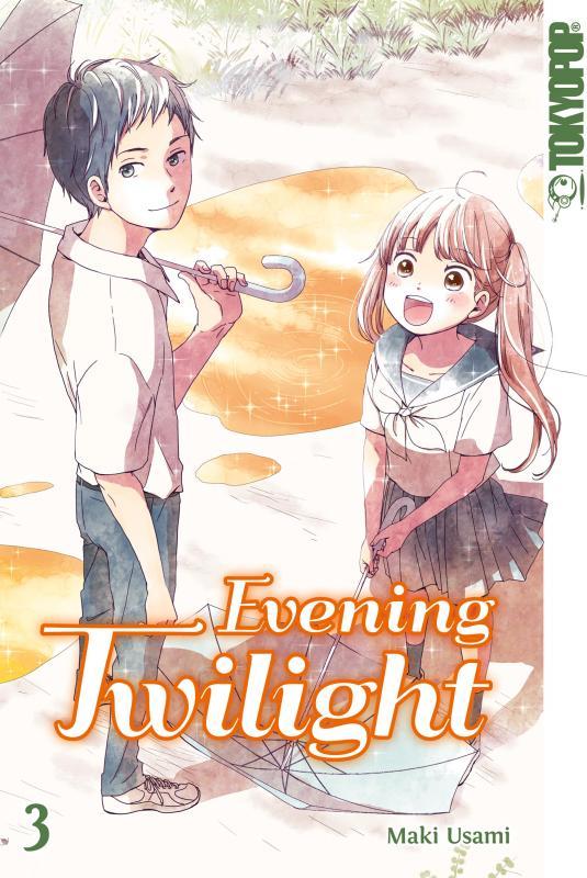 Cover-Bild Evening Twilight - Band 3