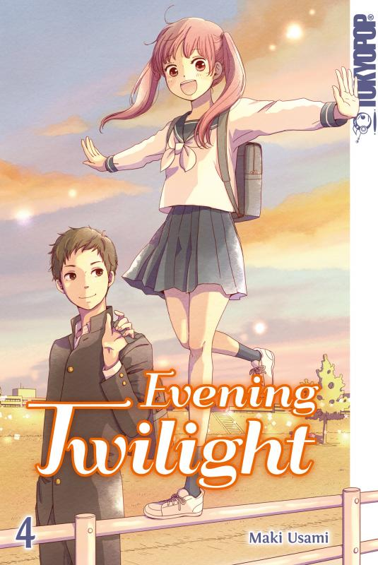 Cover-Bild Evening Twilight - Band 4