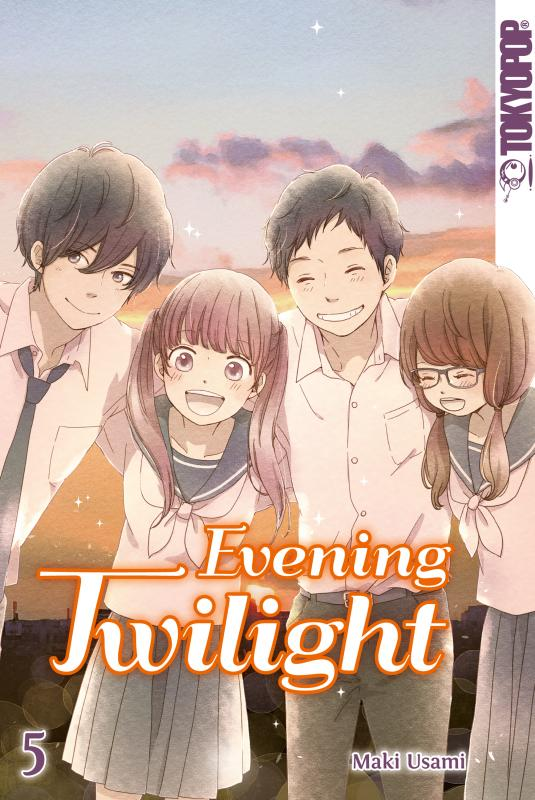 Cover-Bild Evening Twilight - Band 5