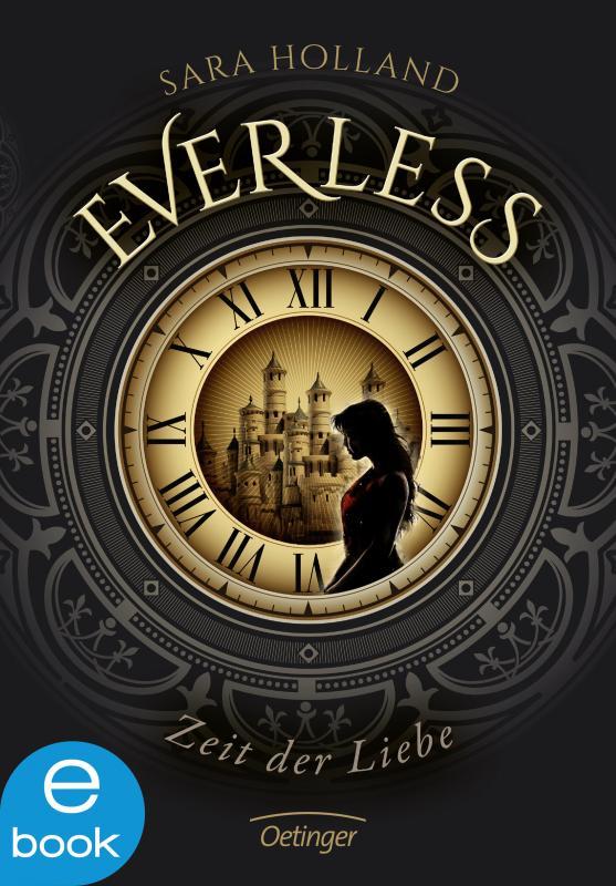 Cover-Bild Everless. Zeit der Liebe