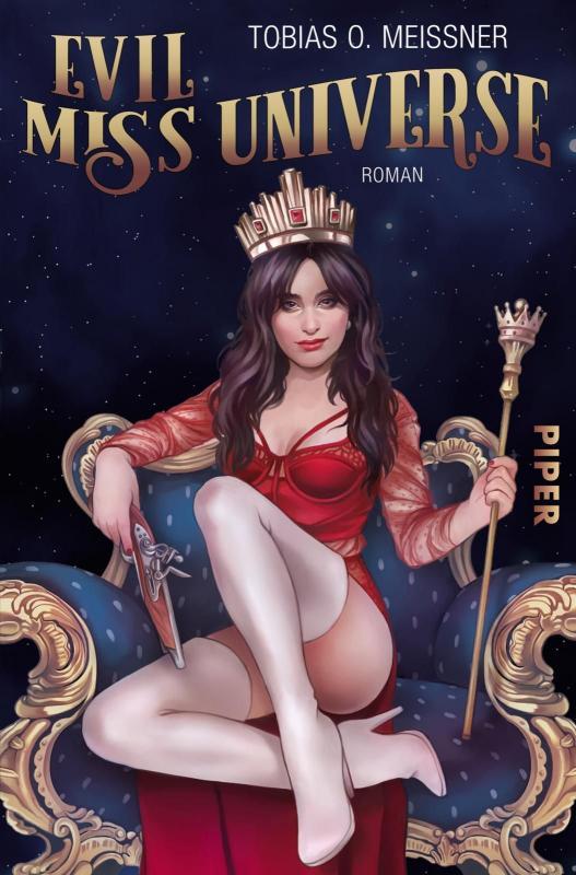 Cover-Bild Evil Miss Universe