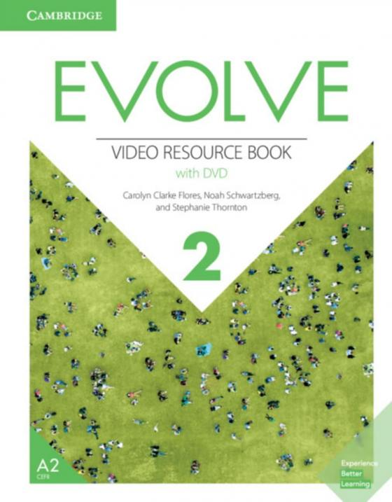 Cover-Bild Evolve 2 (A2)