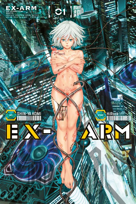 Cover-Bild Ex-Arm 1