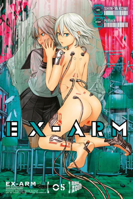 Cover-Bild Ex-Arm 5