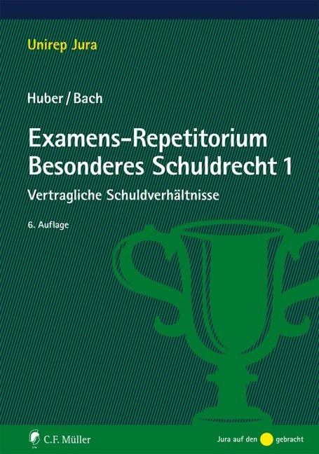 Cover-Bild Examens-Repetitorium Besonderes Schuldrecht 1