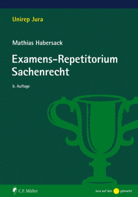 Cover-Bild Examens-Repetitorium Sachenrecht
