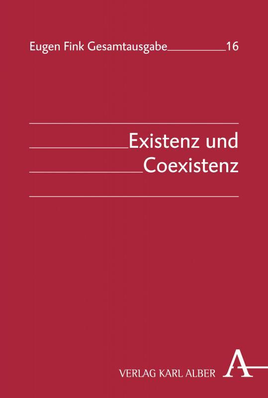 Cover-Bild Existenz und Coexistenz