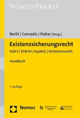 Cover-Bild Existenzsicherungsrecht