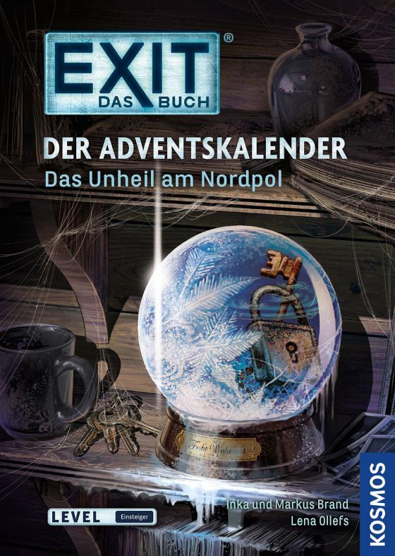 Cover-Bild Exit - Das Buch: Der Adventskalender