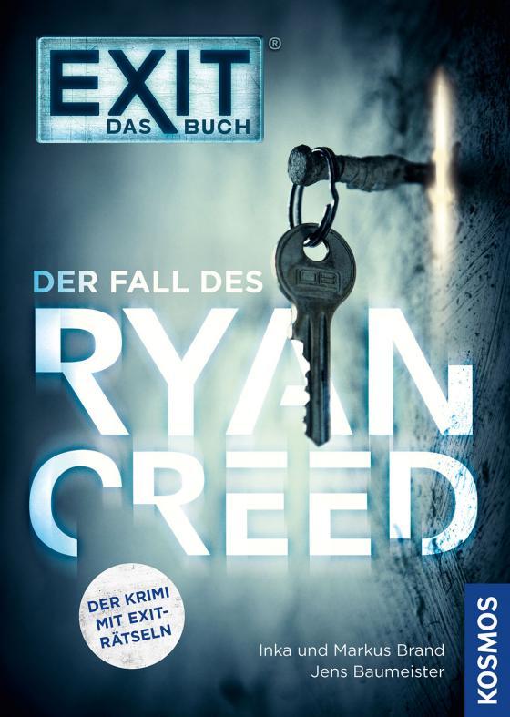 Cover-Bild EXIT - Das Buch: Der Fall des Ryan Creed