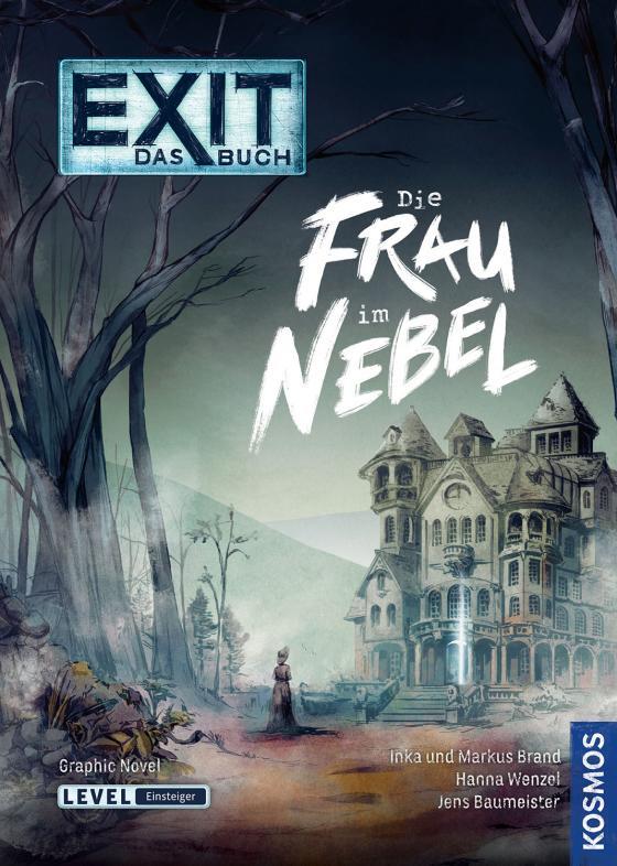 Cover-Bild EXIT - Das Buch: Die Frau im Nebel